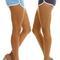 Trim gym shorts