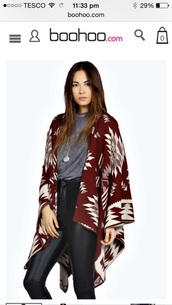 jacket,cape,winter sweater