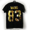Designer style gold & black wang t-shirt all sizes