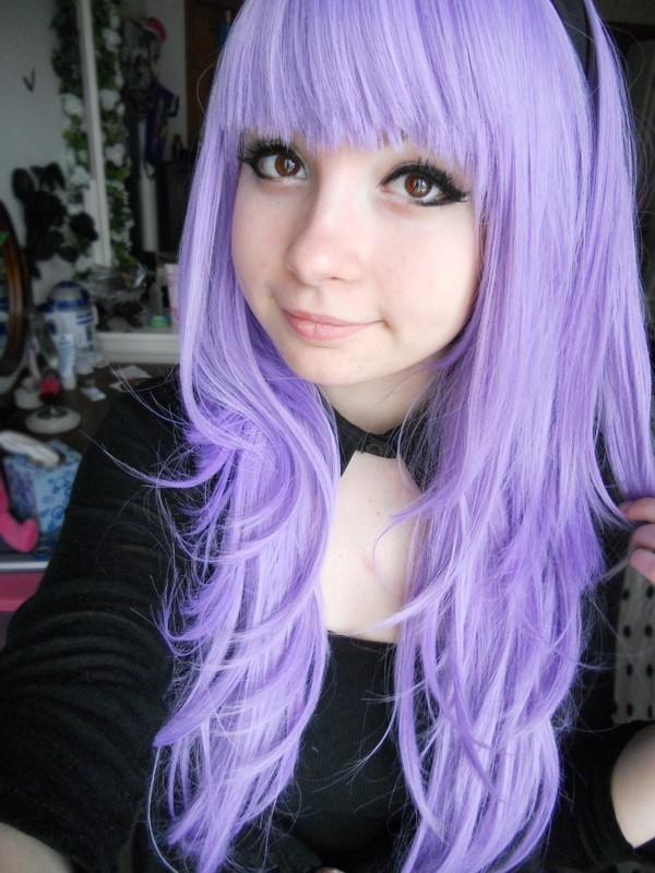 hat pastel pastel goth kawaii pastel grunge wig beautiful cute harajuku