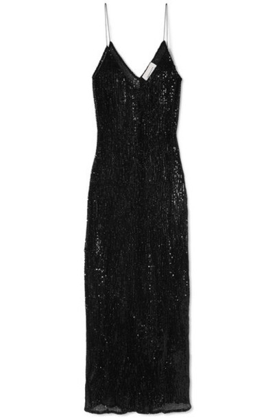Georgia Alice dress midi dress midi black