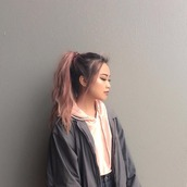 jacket,grey,windbreaker,clothes,pink,seryna,nike,adidas,sweater,black,tan,nude,fashion,grunge,doft,soft,coat,outerwear