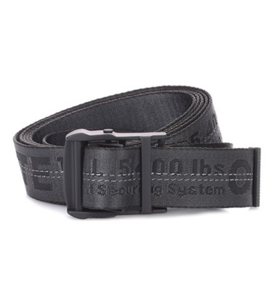 Off-White belt black