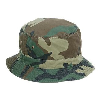 hat bucket style bucket hat camouflage accessories