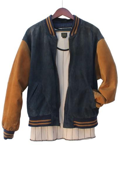 Jacket Jock Retro Justvu Com Varsity Jacket Letterman