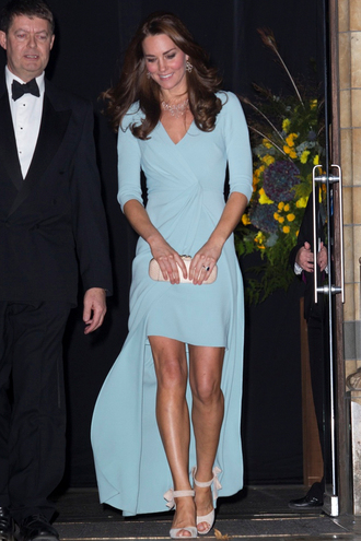 dress kate middleton jenny packham sandals