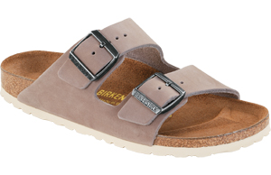 Arizona Caribou Nubuck Sandals | Birkenstock USA Official Site