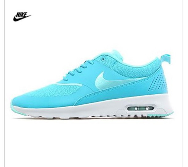 shoes nike running shoes tourquise