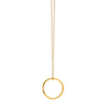 G Pressed Necklace by gorjana | Fab.com