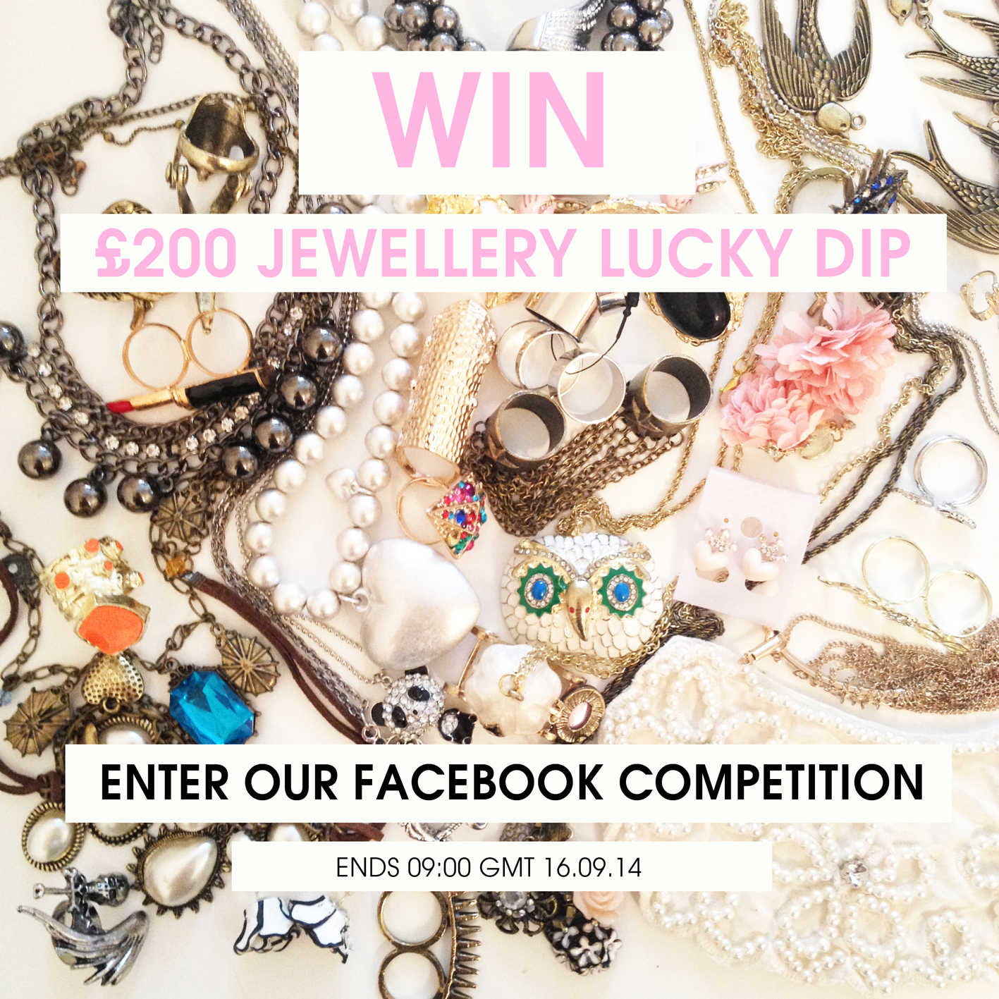 SIRENLONDON.COM: Jewellery Giveaway!