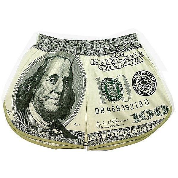 Origami Pants From Dollar Bill
