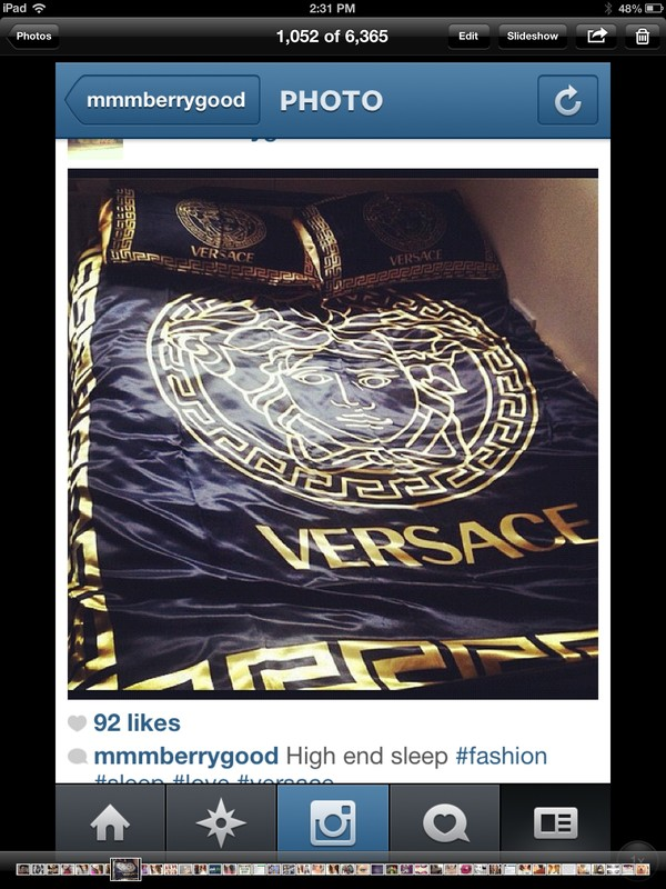 blouse bedding bedding versace dope bedroom pillow