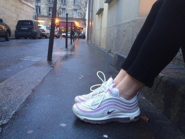 Nike Air Max 95 Pink And White