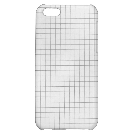 Black and white grid pattern on paper