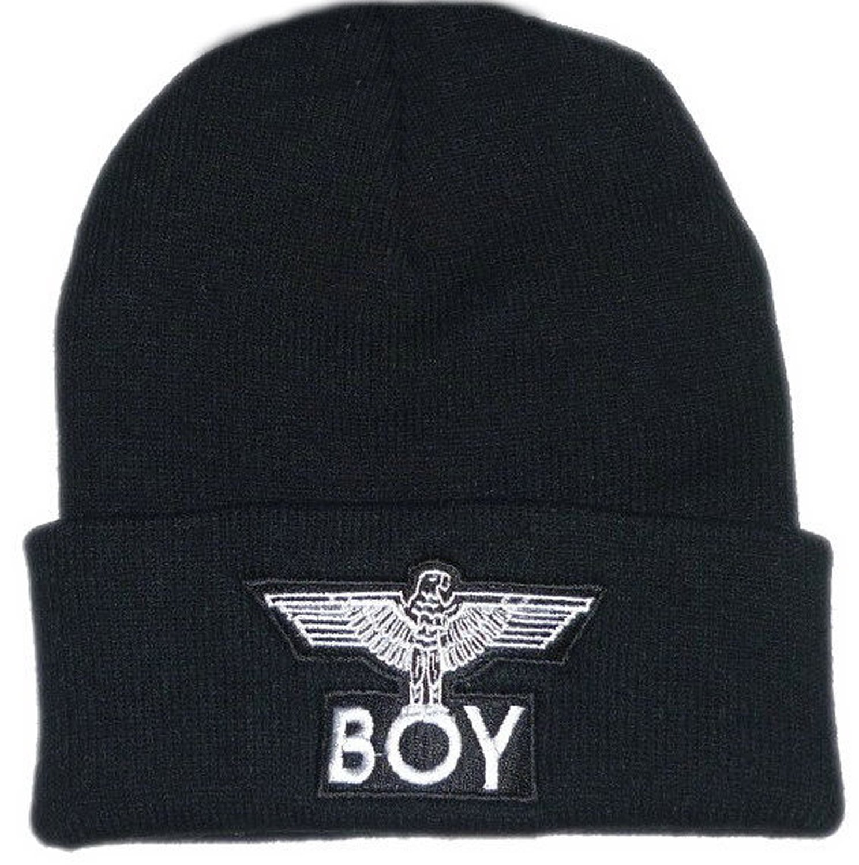 Amazon.com  Boy Eagle Beanie Bigbang Gdragon  Clothing eb36da162de