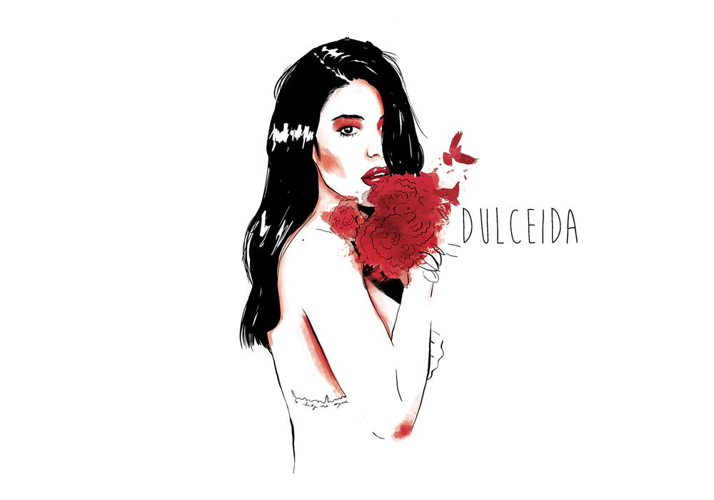 Dulceida jewelry — home