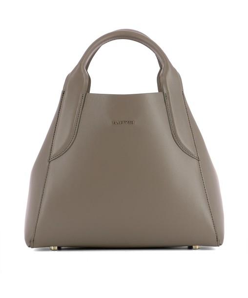 lanvin bag leather grey