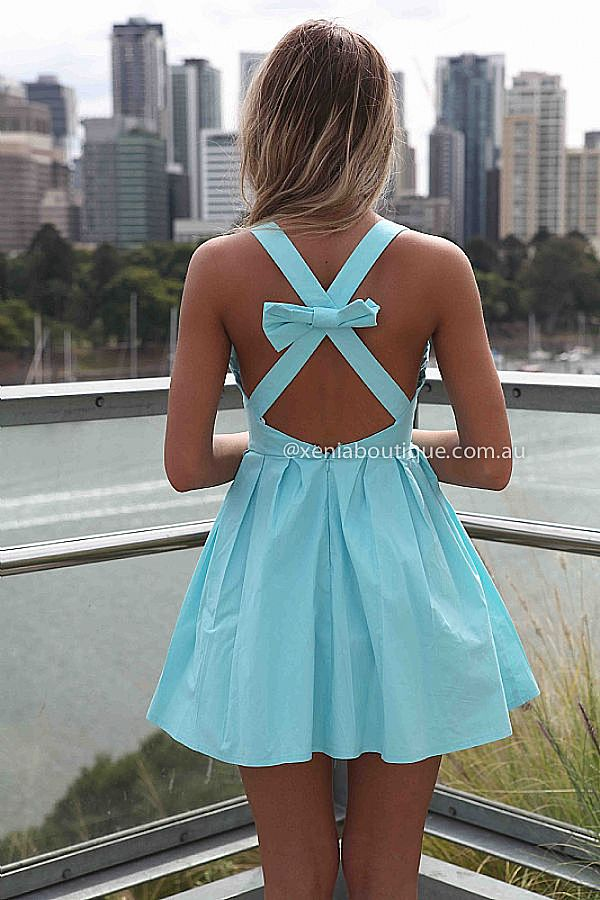 BLESSED ANGEL DRESS , DRESSES, TOPS, BOTTOMS, JACKETS & JUMPERS, ACCESSORIES, 50% OFF SALE, PRE ORDER, NEW ARRIVALS, PLAYSUIT, COLOUR, GIFT VOUCHER,,Blue,CUT OUT,BACKLESS,SLEEVELESS,MINI Australia, Queensland, Brisbane