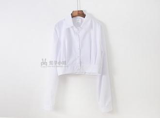 blouse the pin korean korean fashion korean style collared shirts