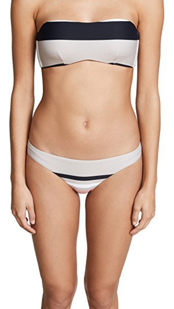Asceno bikini bikini bottoms classic neutral swimwear
