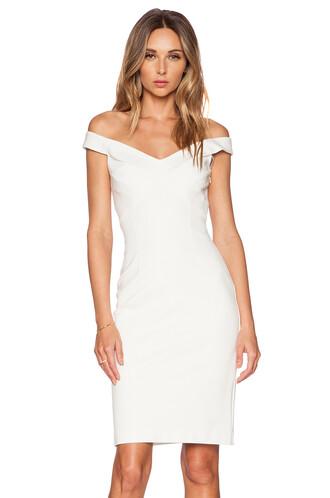 dress cross white