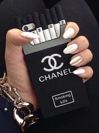Fashion cigarette box iphone case for iphone 6 & iphone 5 5s