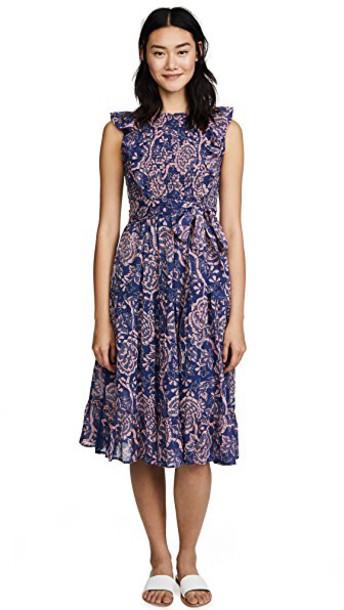 Banjanan dress floral