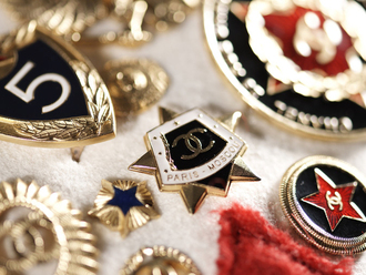 jewels chanel brooches coco jewelry bracelet paris russia moscow