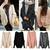 1pc Hot Fashion Women Batwing Sleeve Slit Back Chunky Cardigan Wrap Cape Sweater   eBay