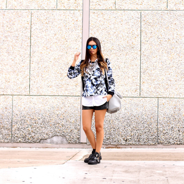 the material girl blogger jewels sunglasses bag