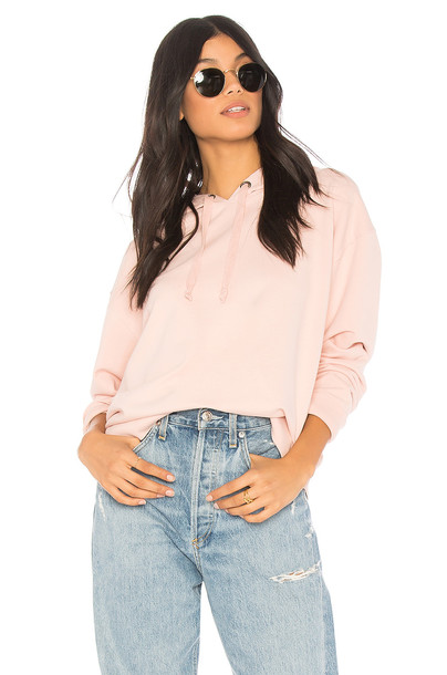 Sanctuary sweatshirt pink sweater
