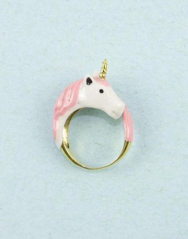 jewels ring unicorn