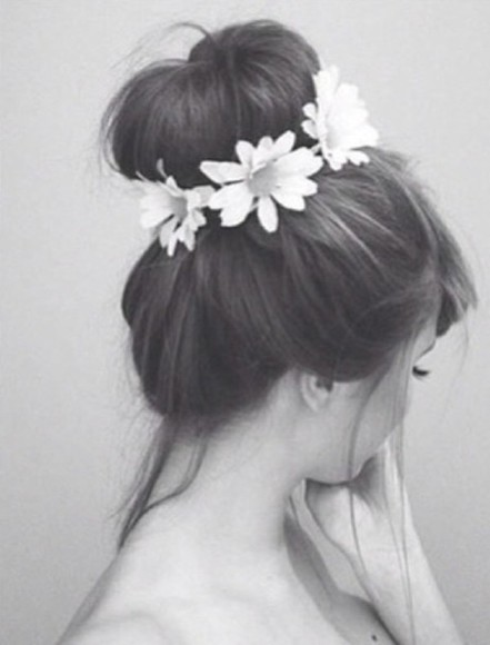hair accessories headband floral