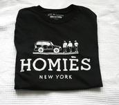 sweater,homies,tank top,shirt,Black Milk,black,t-shirt,new york city,top