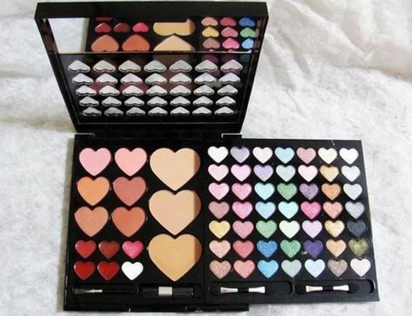 heart make-up