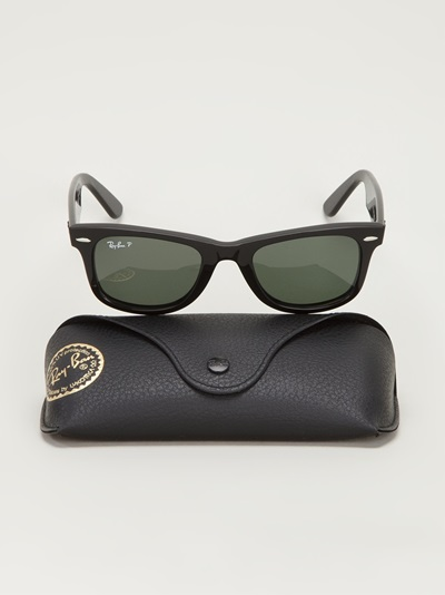 Ray Ban Rectangular Framed Sunglasses - Mode De Vue - Farfetch.com