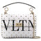 Valentino rockstud spike medium bag - farfetch