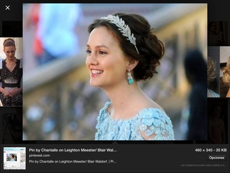 hair accessory blair waldorf blair headband wedding accessories