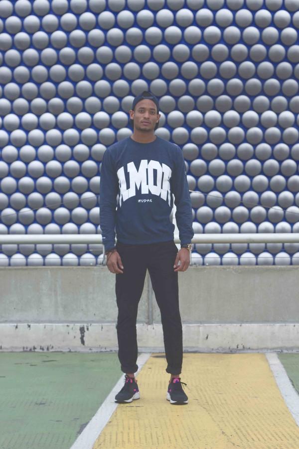 top dope sweatshirt swag streetwear kanye west yeezy hype supreme huarache