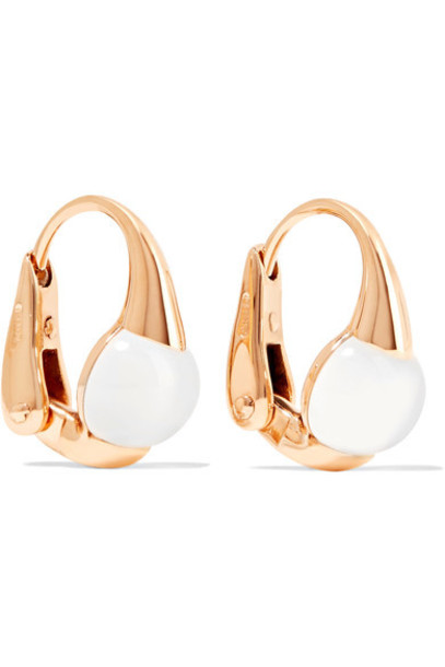 Pomellato earrings gold jewels