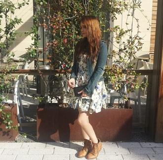 shoes cute brown shoes flowers dress jeans jean jackets aldo boots