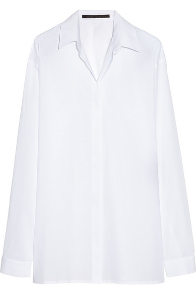 Haider Ackermann|Cotton shirt|NET-A-PORTER.COM
