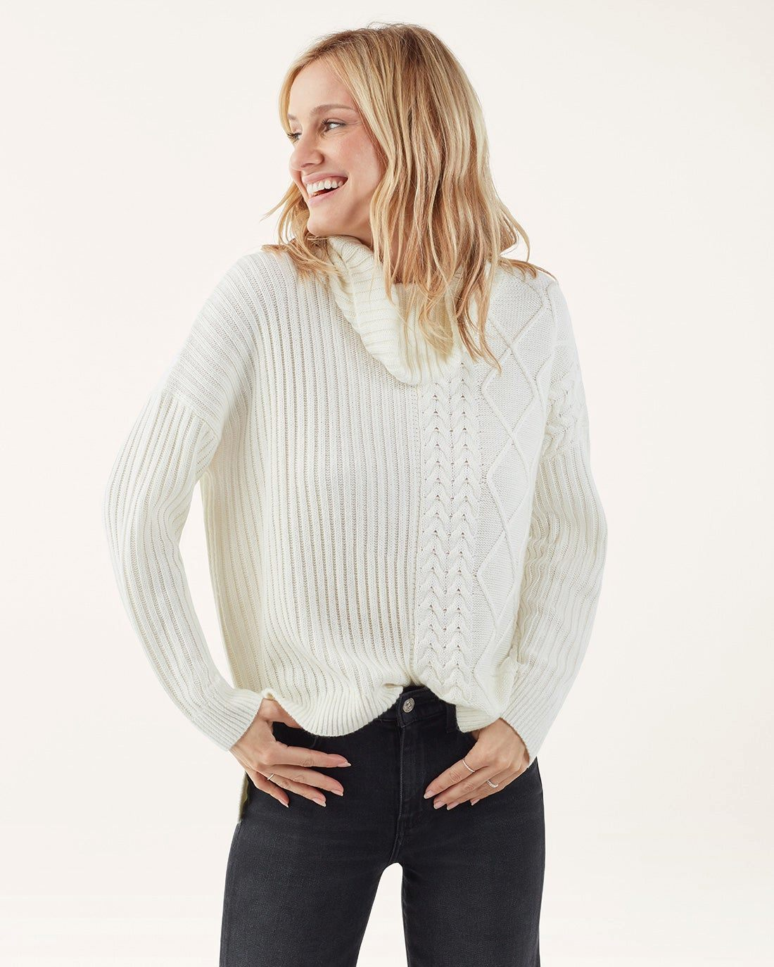Lakewood Cableknit Sweater
