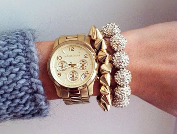 sparkle sparkles diamonds gold diamond beautiful jewels bracelets diamond bracelet studded bracelet girly beautiful jewels
