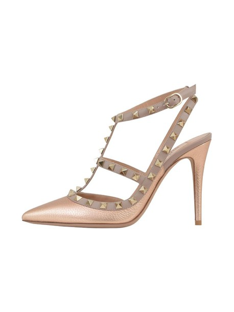 Valentino Garavani pumps copper shoes