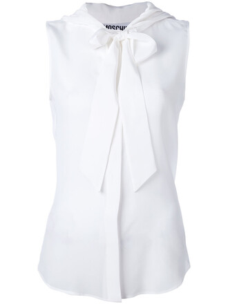blouse sheer blouse sheer women white silk top