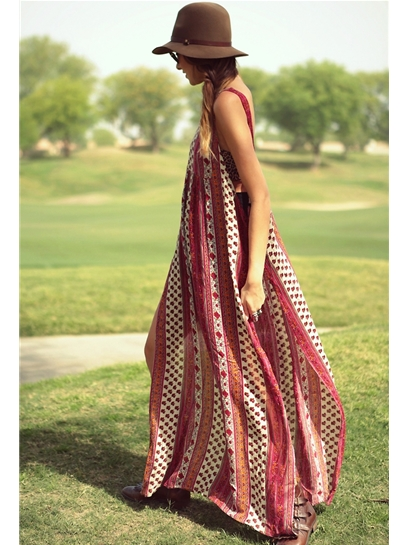 Minkpink maya maxi dress
