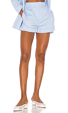 Song of Style Greta Short in Powder Blue from Revolve.com