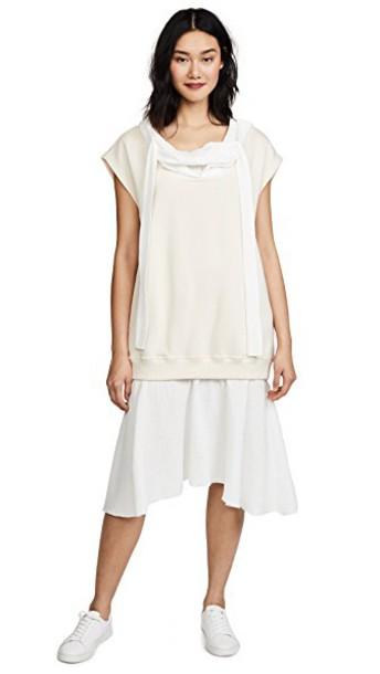 See by Chloe dress white
