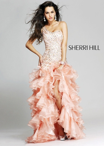Sherri Hill 3848 Prom Dress -$ 393.96 - 3848 Sherri Hill